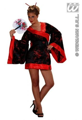 Madame Butterfly - Fancy Dress (Widmann 76821)